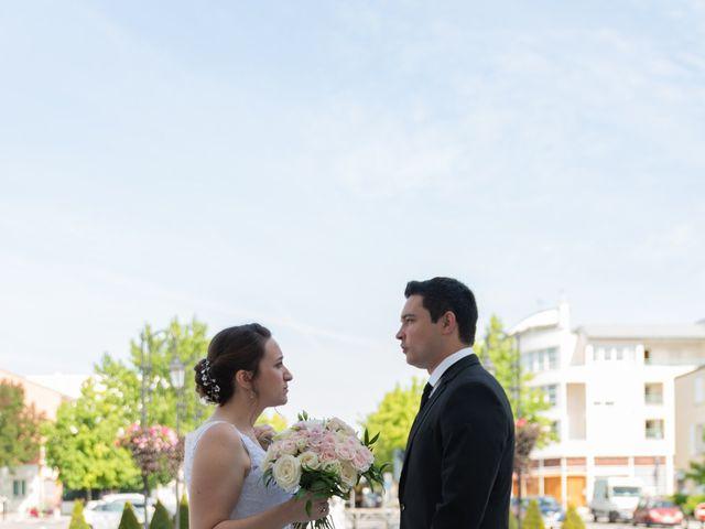 Le mariage de Valentin et Alexandra à Athis-Mons, Essonne 25