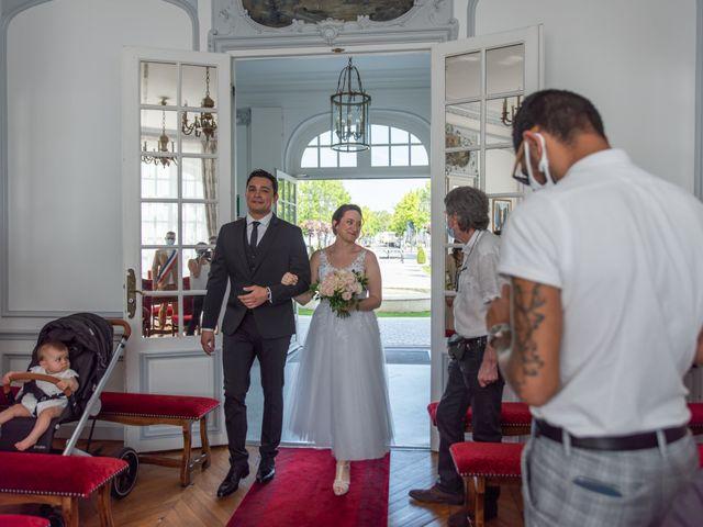Le mariage de Valentin et Alexandra à Athis-Mons, Essonne 28
