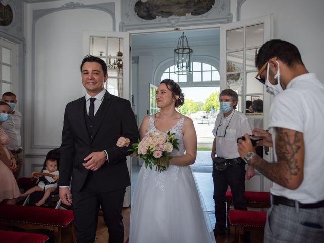Le mariage de Valentin et Alexandra à Athis-Mons, Essonne 29
