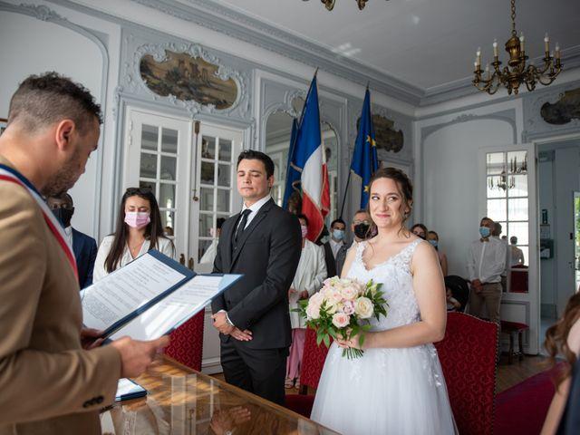 Le mariage de Valentin et Alexandra à Athis-Mons, Essonne 32