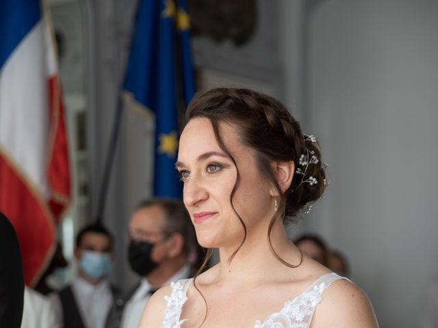 Le mariage de Valentin et Alexandra à Athis-Mons, Essonne 33