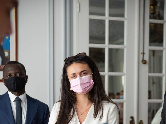 Le mariage de Valentin et Alexandra à Athis-Mons, Essonne 35