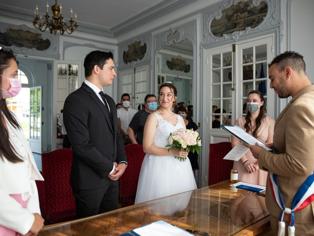 Le mariage de Valentin et Alexandra à Athis-Mons, Essonne 39