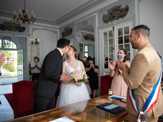 Le mariage de Valentin et Alexandra à Athis-Mons, Essonne 40