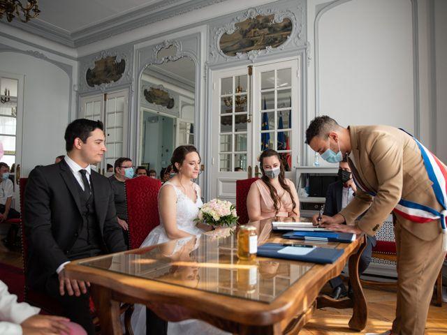 Le mariage de Valentin et Alexandra à Athis-Mons, Essonne 53