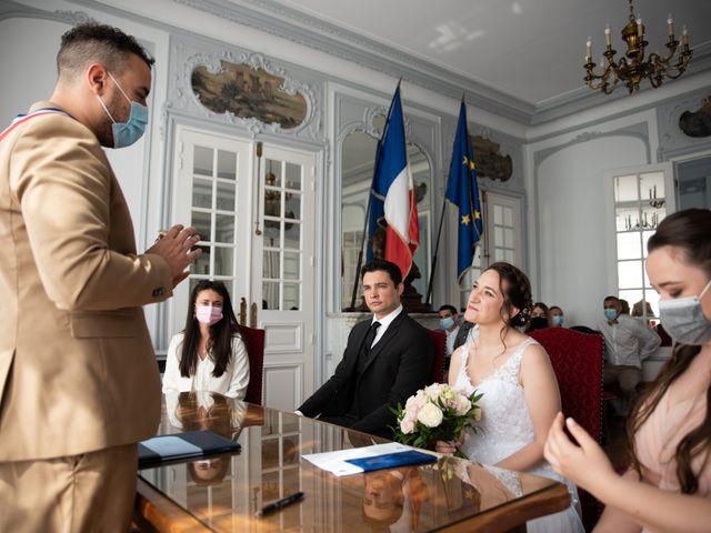 Le mariage de Valentin et Alexandra à Athis-Mons, Essonne 55