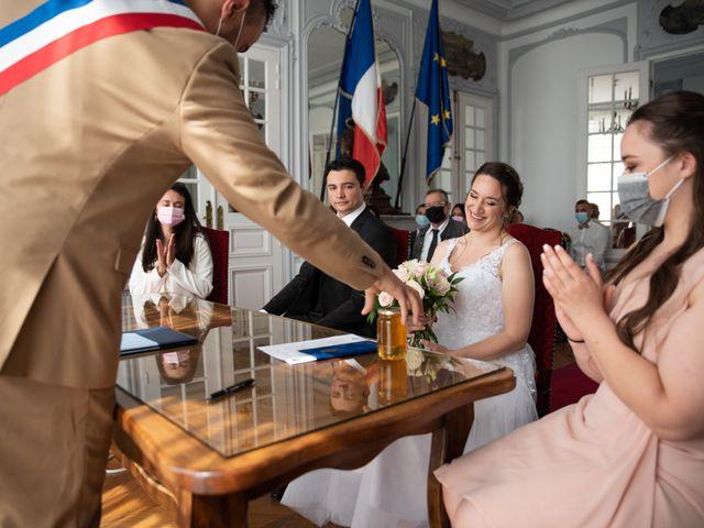 Le mariage de Valentin et Alexandra à Athis-Mons, Essonne 57
