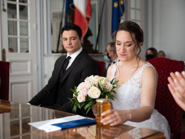 Le mariage de Valentin et Alexandra à Athis-Mons, Essonne 58