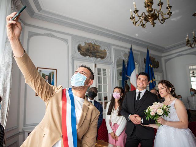 Le mariage de Alexandra et Valentin