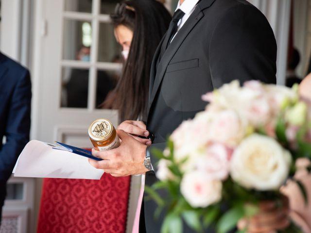 Le mariage de Valentin et Alexandra à Athis-Mons, Essonne 60