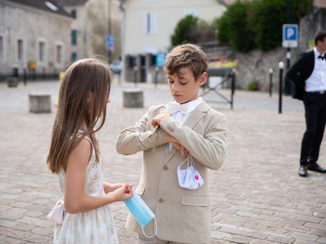 Le mariage de Valentin et Alexandra à Athis-Mons, Essonne 75