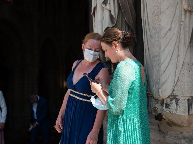 Le mariage de Valentin et Alexandra à Athis-Mons, Essonne 80
