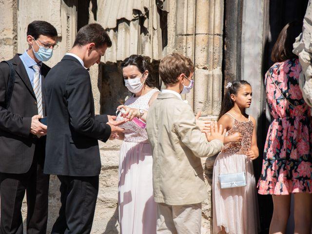Le mariage de Valentin et Alexandra à Athis-Mons, Essonne 81