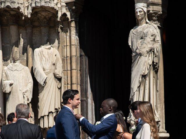Le mariage de Valentin et Alexandra à Athis-Mons, Essonne 85