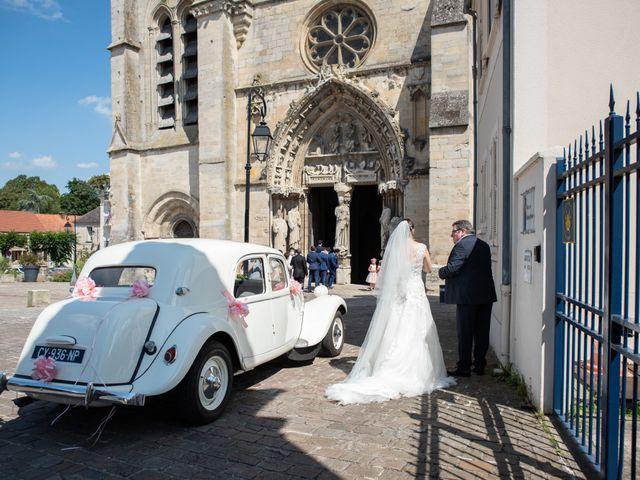Le mariage de Valentin et Alexandra à Athis-Mons, Essonne 86