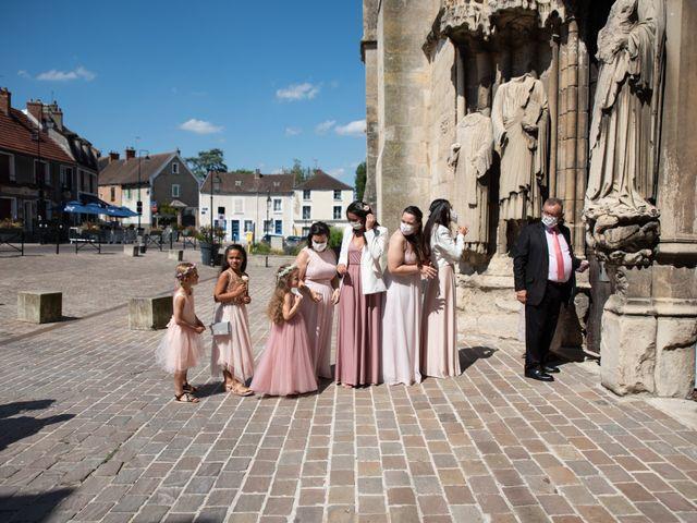 Le mariage de Valentin et Alexandra à Athis-Mons, Essonne 89