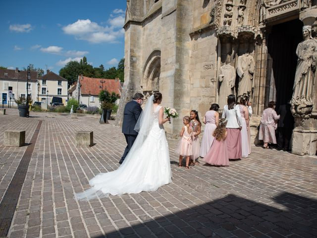 Le mariage de Valentin et Alexandra à Athis-Mons, Essonne 90