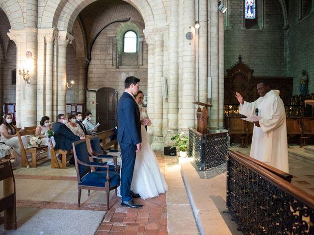 Le mariage de Valentin et Alexandra à Athis-Mons, Essonne 143