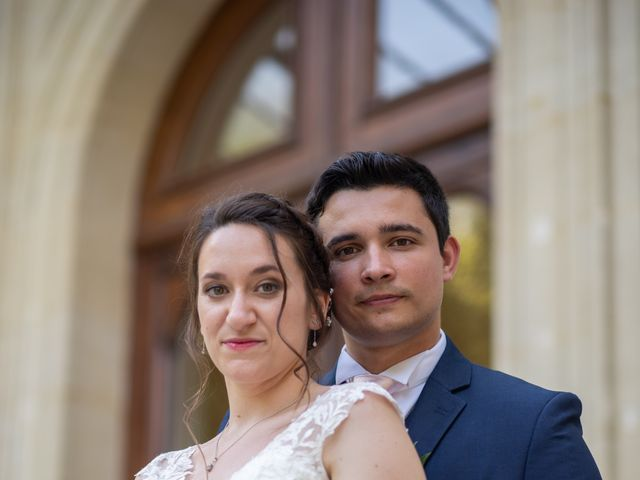 Le mariage de Valentin et Alexandra à Athis-Mons, Essonne 208