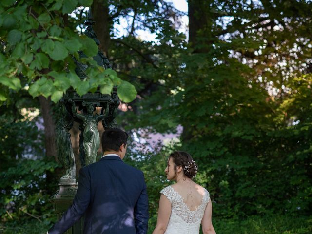 Le mariage de Valentin et Alexandra à Athis-Mons, Essonne 214