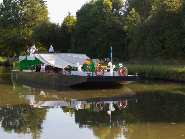 Le mariage de Justin et Valérie à Briare, Loiret 3