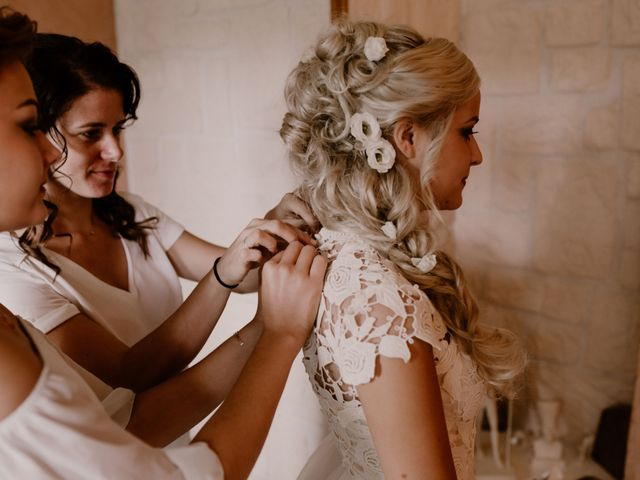 Le mariage de Benjamin et Johanna à Lieuvillers, Oise 6