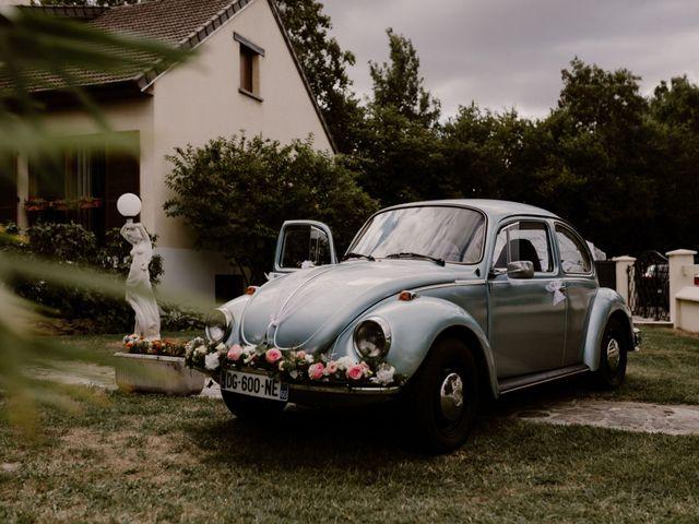 Le mariage de Benjamin et Johanna à Lieuvillers, Oise 12