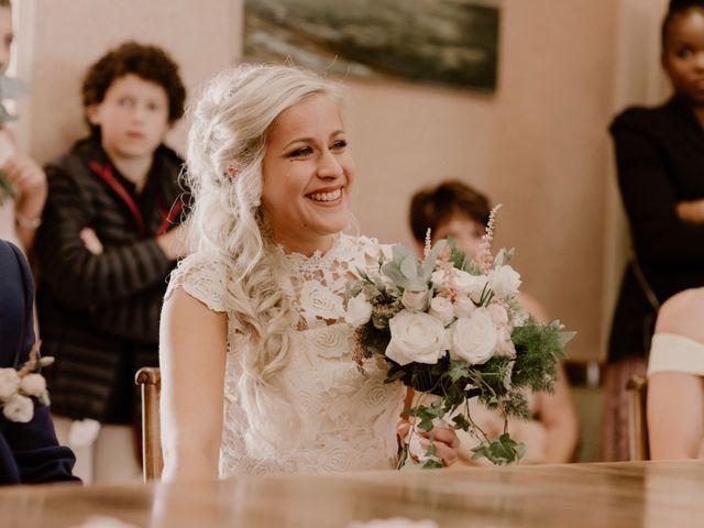 Le mariage de Benjamin et Johanna à Lieuvillers, Oise 14