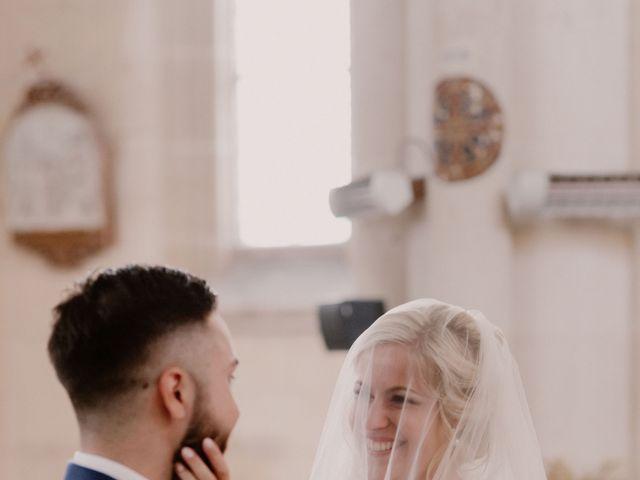 Le mariage de Benjamin et Johanna à Lieuvillers, Oise 19