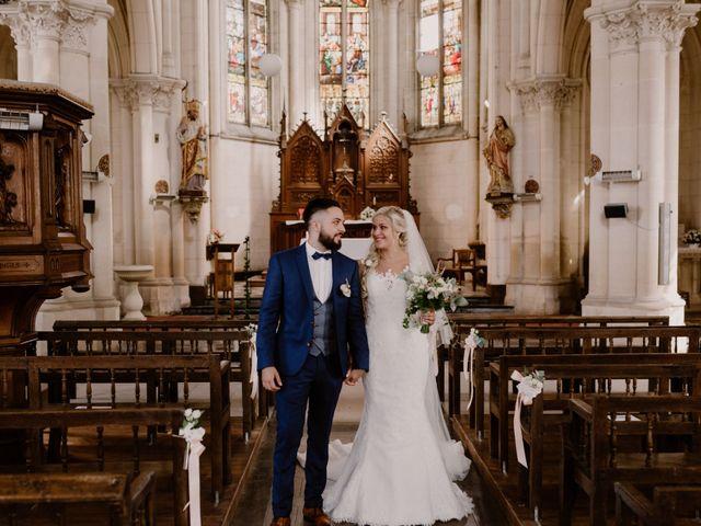 Le mariage de Benjamin et Johanna à Lieuvillers, Oise 21