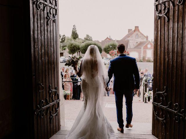 Le mariage de Benjamin et Johanna à Lieuvillers, Oise 22