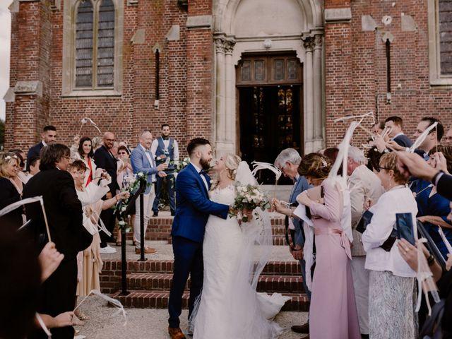 Le mariage de Benjamin et Johanna à Lieuvillers, Oise 24