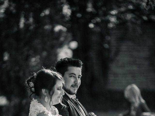 Le mariage de Hugo et Marjorie à Pont-de-Pany, Côte d'Or 4