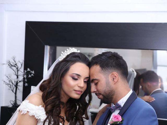 Le mariage de Adel et Souaad à Paris, Paris 19