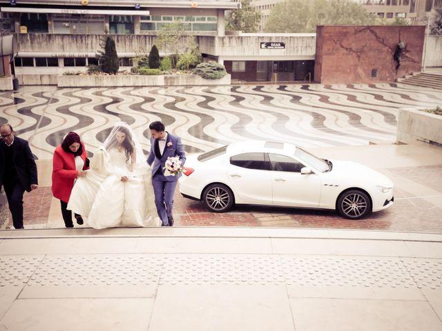 Le mariage de Adel et Souaad à Paris, Paris 28