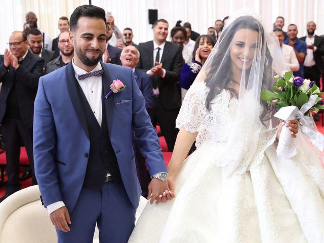 Le mariage de Adel et Souaad à Paris, Paris 30