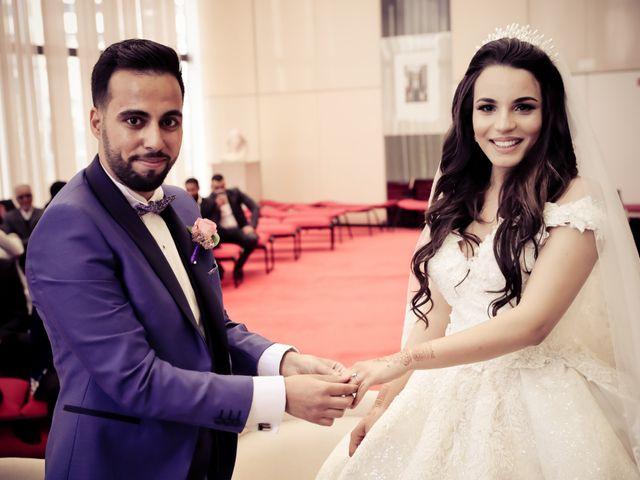 Le mariage de Adel et Souaad à Paris, Paris 36
