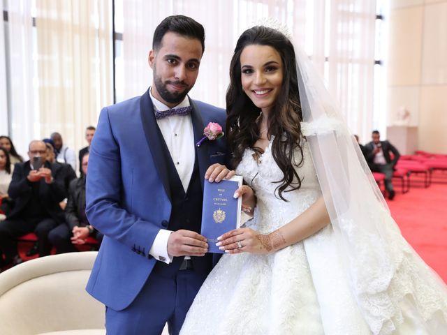 Le mariage de Adel et Souaad à Paris, Paris 37