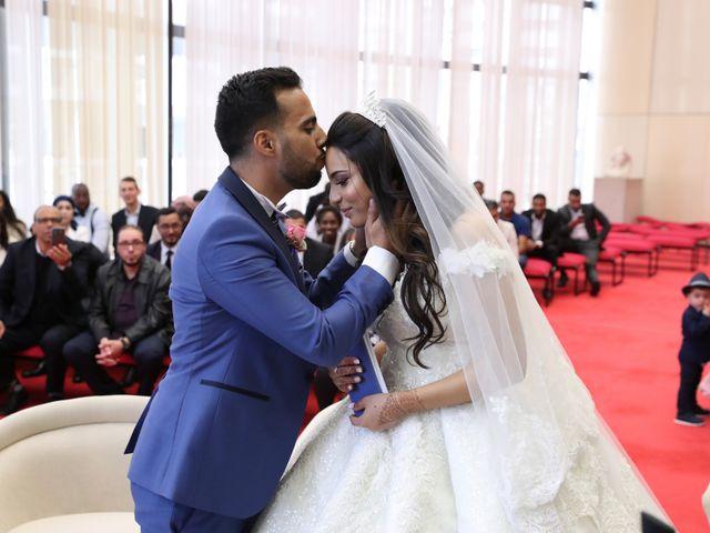 Le mariage de Adel et Souaad à Paris, Paris 38