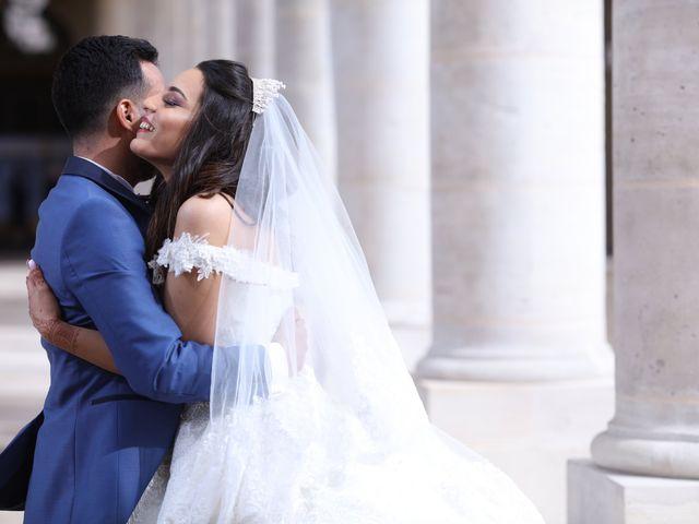 Le mariage de Adel et Souaad à Paris, Paris 40