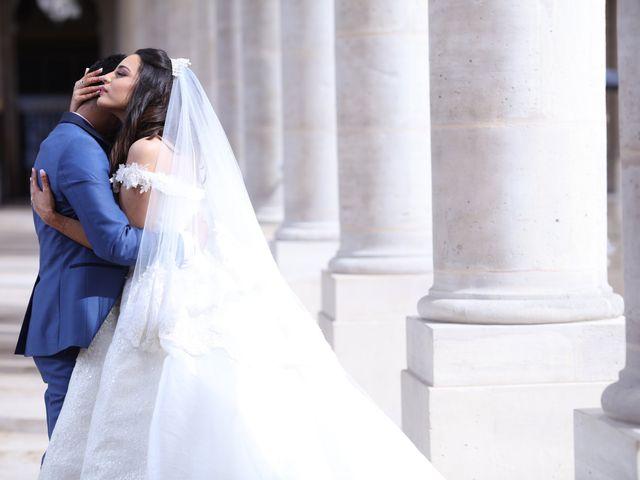 Le mariage de Adel et Souaad à Paris, Paris 41