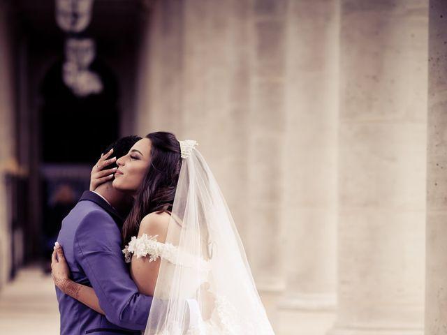 Le mariage de Adel et Souaad à Paris, Paris 42