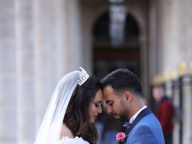 Le mariage de Adel et Souaad à Paris, Paris 46