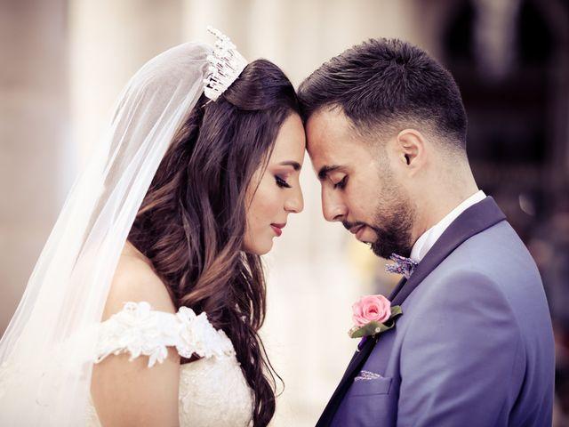 Le mariage de Souaad et Adel
