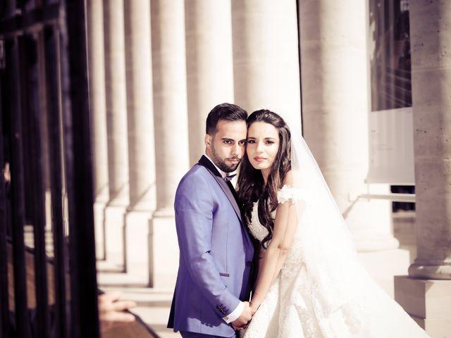 Le mariage de Adel et Souaad à Paris, Paris 47