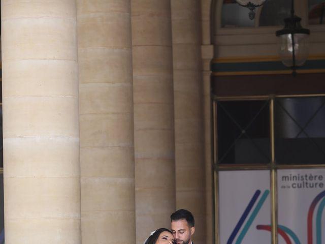 Le mariage de Adel et Souaad à Paris, Paris 49