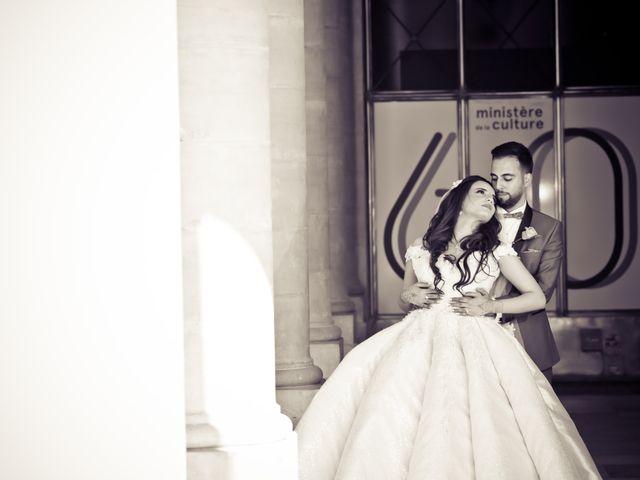 Le mariage de Adel et Souaad à Paris, Paris 50