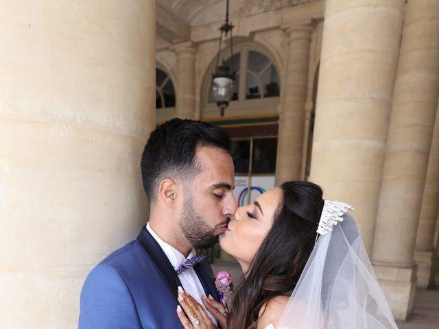 Le mariage de Adel et Souaad à Paris, Paris 54