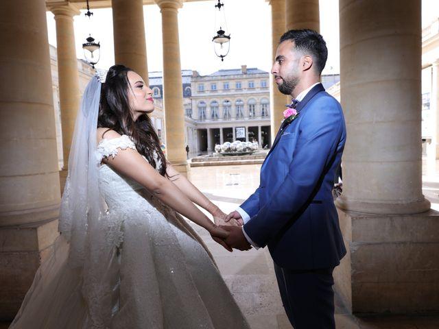 Le mariage de Adel et Souaad à Paris, Paris 56