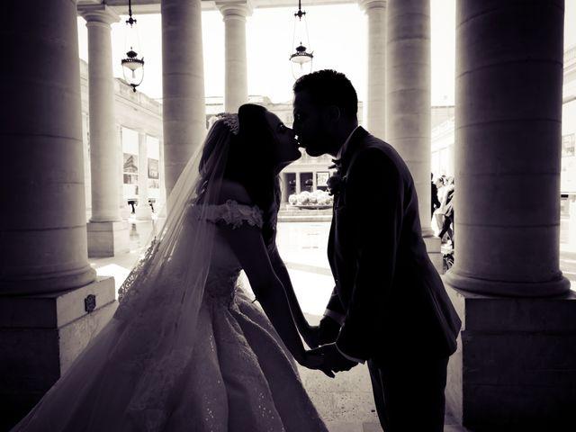 Le mariage de Adel et Souaad à Paris, Paris 57
